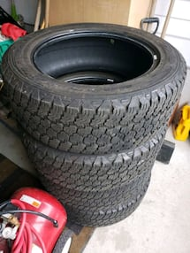 Winter Tires 275 55 20