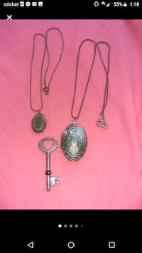 ViNTaGe LoCkeTs & KeY ChaRm Bountiful, 84010