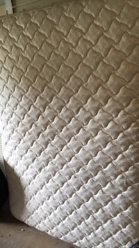 quilted white and gray mattress Lakeland, 33805
