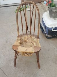 brown wooden windsor rocking chair Mesa, 85210