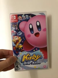 Nintendo Wii Switch Kirby Star Allies North Vancouver, V7L 1N9