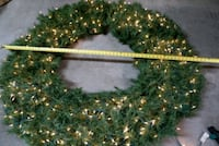 60 in Commercial Quality Christmas Wreath Scottsdale, 85254