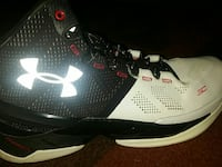 Curry 2 suit and tie size 9.5