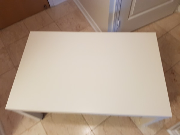IKEA WHITE COFFEE TABLE (LACK)