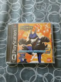 Digimon World 2 Complete PS1 Bakersfield, 93301