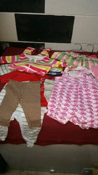 Boy and girls clothes