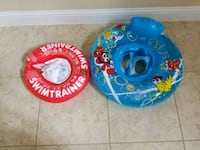 Swimming tubes free with other purchases Sugar Land