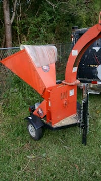 Dr power chipper 30.0 18 hp Havelock