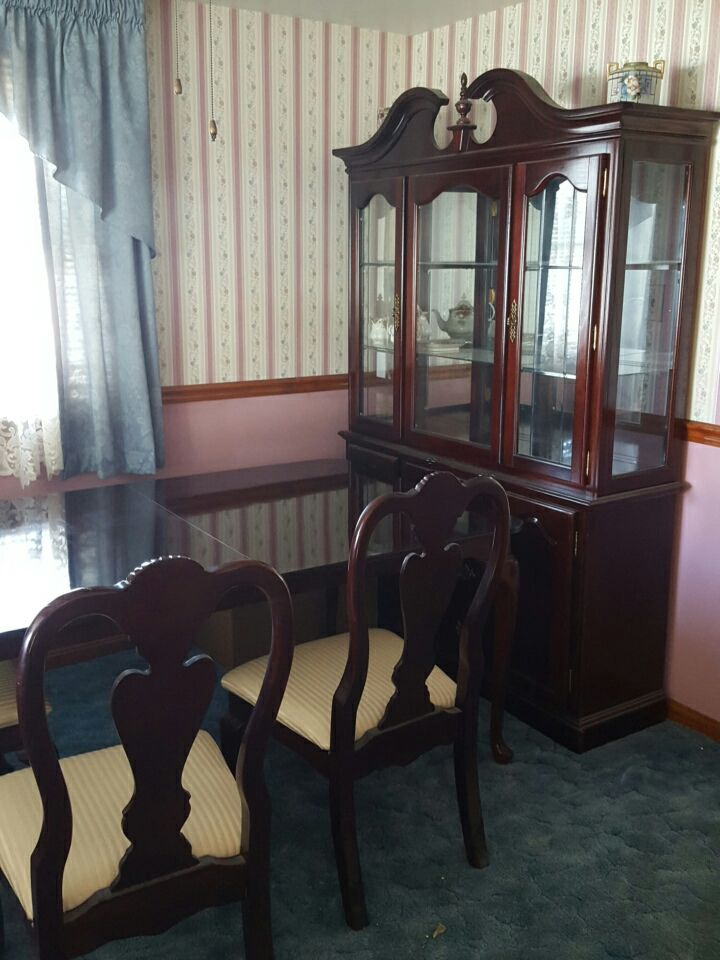 home maryland linthicum other dining room table hutch and chairs