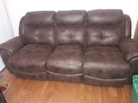 New 3 seat couch.  All recline Brandywine, 20613