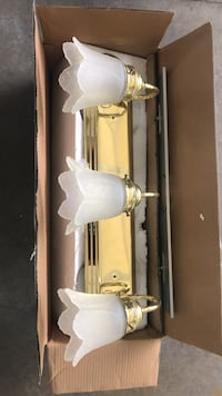3 light for bathroom vanity Eau Claire, 54701