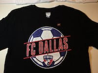 FC Dallas MLS Ball Shirt Large and XL Available Little Rock, 72205