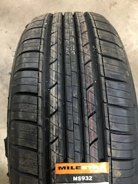 One new 215/60r16 milestar Mineral City, 44656