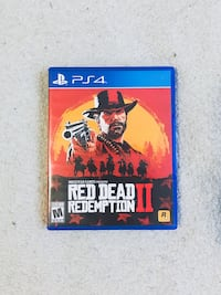 Red Dead Redemption 2 PS4 Hyattsville, 20782