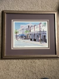 Sloppy Joe's Bar, Key West art print Waterville, 43566