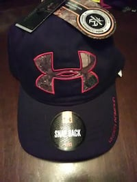 Underarmour snap back / w tag Pearl, 39208