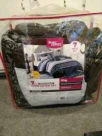 King Comforter Set Cincinnati, 45243
