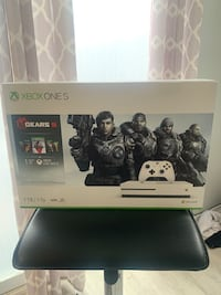 Xbox One S: Gears of War Bundle