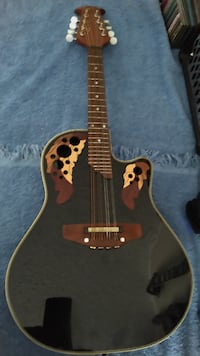 Ovation Electric / Acoustic Mandolin