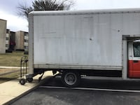 black and gray utility trailer Annandale, 22003