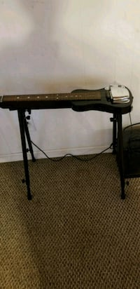 used lap steel guitar excellent must see to appreciate for sale in pilot mountain letgo. Black Bedroom Furniture Sets. Home Design Ideas