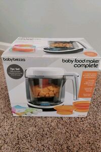 Baby Brezza baby food maker instructions recipes Leesburg, 20175