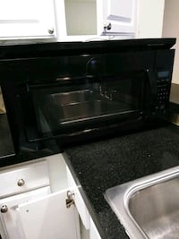 Black Microwave excellent working condition Lawrenceville, 30044