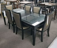 New!!! 7pcs Dining Room • Includes Delivery and Taxes for $929  Las Vegas
