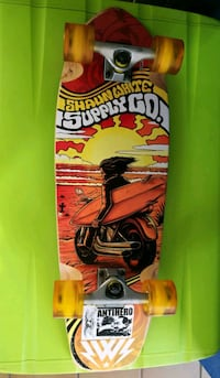 Shaun White Supply Co. Longboard. Viladecans