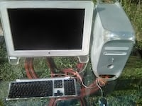 "Mac G4 matching bundle with 22"" monitor Washington"