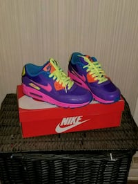 Multi color Nike Air max 90 Hazelwood, 63042