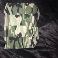 white and black camouflage shorts St Catharines, L2M 1B5