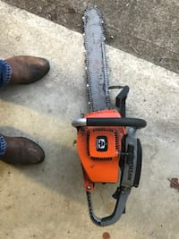 Chain saw null