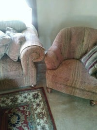 Sofa and chair set