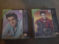 two Elvis Presley Perfalock puzzles