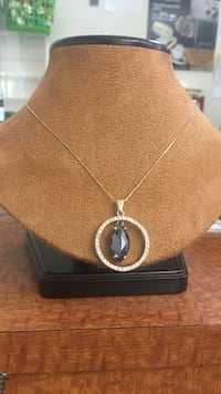 silver-colored necklace with pendant Port St. Lucie, 34984