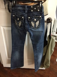 Youth Miss Me Size 7 Jeans Pascagoula, 39567