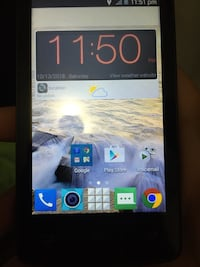 Zte android smartphone Bell Gardens, 90201