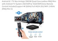 MXQ Mini S Android Box Toronto, M6S 3J2