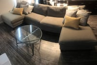 Gray sectional couch Washington