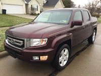 Honda - Ridgeline - 2010 Wadsworth, 44281