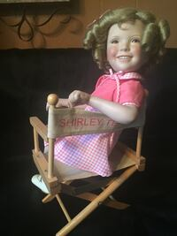 Shirley Temple Doll Collection Wilmer, 36587