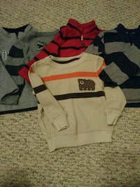 24 month and 2t boys winter clothes Goose Creek, 29445