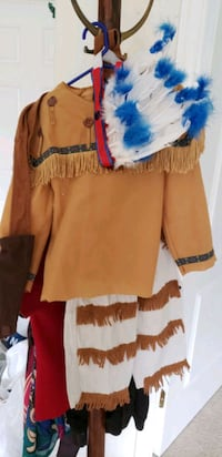 Native American Indian Costume  Port St. Lucie, 34953