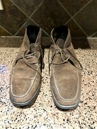 Tod's men shoe . Brown ,size 44 or 10. Toronto