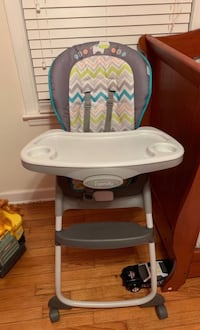 Ingenuity Trio 3-in-1 High Chair Moline, 61265