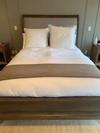 Queen bed frame Toronto, M5M 1L4