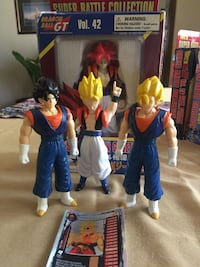 Dragon Ball Super Battle Collection Fusion Action Figures  Pleasant Grove, 35127