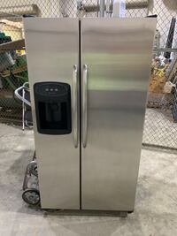 Maytag Refrigerator used like new in very good condition sold my house and the buyers has there own Refrigerator and also I have no need for everything works cash only thank yu