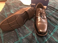 Men's size 12w black dress shoes Kittitas, 98934